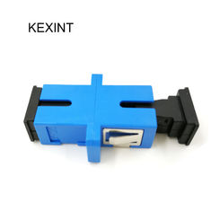 China Single Mode To Multimode Fiber Optic Adapters FC Fiber Coupler 60db Insertion Loss supplier