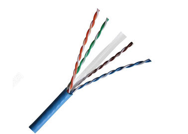 Fiber Optic Electric Copper Lan Cable CAT7 Rj45 Copper Cable 100M Transmission