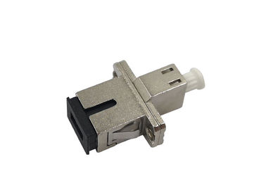 China SC Female To LC Male APC Fiber Optic Adapters High Precision 0.2db Insertion Loss factory