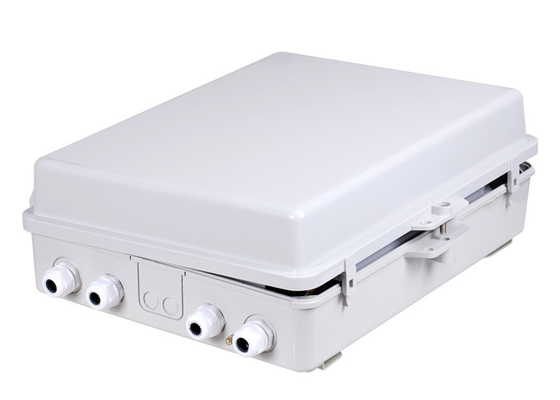 ABS 32 Core IP65 FTTH Fiber Optic Distribution Box